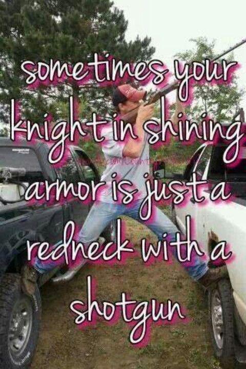 Gotta love those Redneck boys