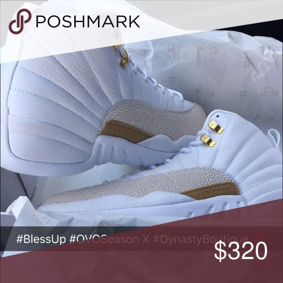 OVO 12s. Contact me at 804-218-7545 Jordan Shoes Athletic Shoes