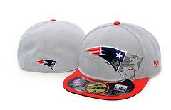 New England Patriots New Era Fitted Team Screening 59FIFTY cap
