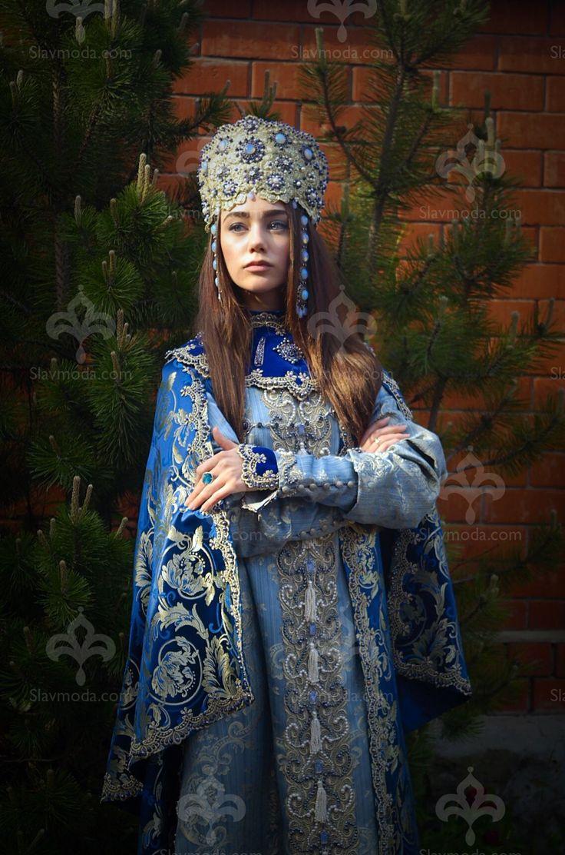 Боярский костюм XXI века | Дом Русской Одежды