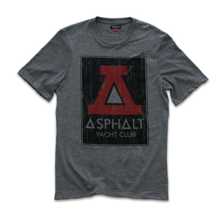 Asphalt Yacht Club  Asphalt Yacht Club (qui n'a rien à voir avec le monde du nautisme) est une nouvelle marque de fringues apparue cet été aux USA. Fondée par deux skateurs pros – Stevie Williams et Stefan Janoski – Asphalt s'inspire des codes et de l'univers du skateboard pour créer une ligne streetwear...  http://www.grafitee.fr/tee-shirt/asphalt-yacht-club/  #lifestyle #skateboard #streetwear #Tshirts #apparel #USA