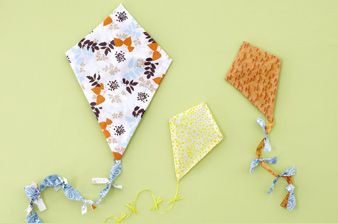 Celebrate windy days and learn how to make your own kite with our downloadable instructions. Find even more easy craft ideas for kids with Home Made Simple.