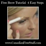 London Drugs Perfect Brow Tutorial (4 Easy Steps)