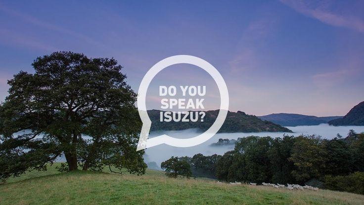 Isuzu takes on the Lake District - Teaser Trailer
