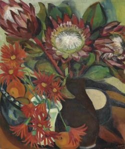 irma stern still life with white oleander - Google Search