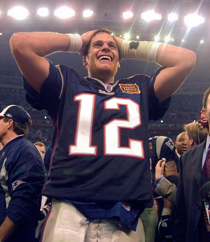 Super Bowl XXXVIII: Tom Brady, New England Patriots                                                                                                                                                                                 More