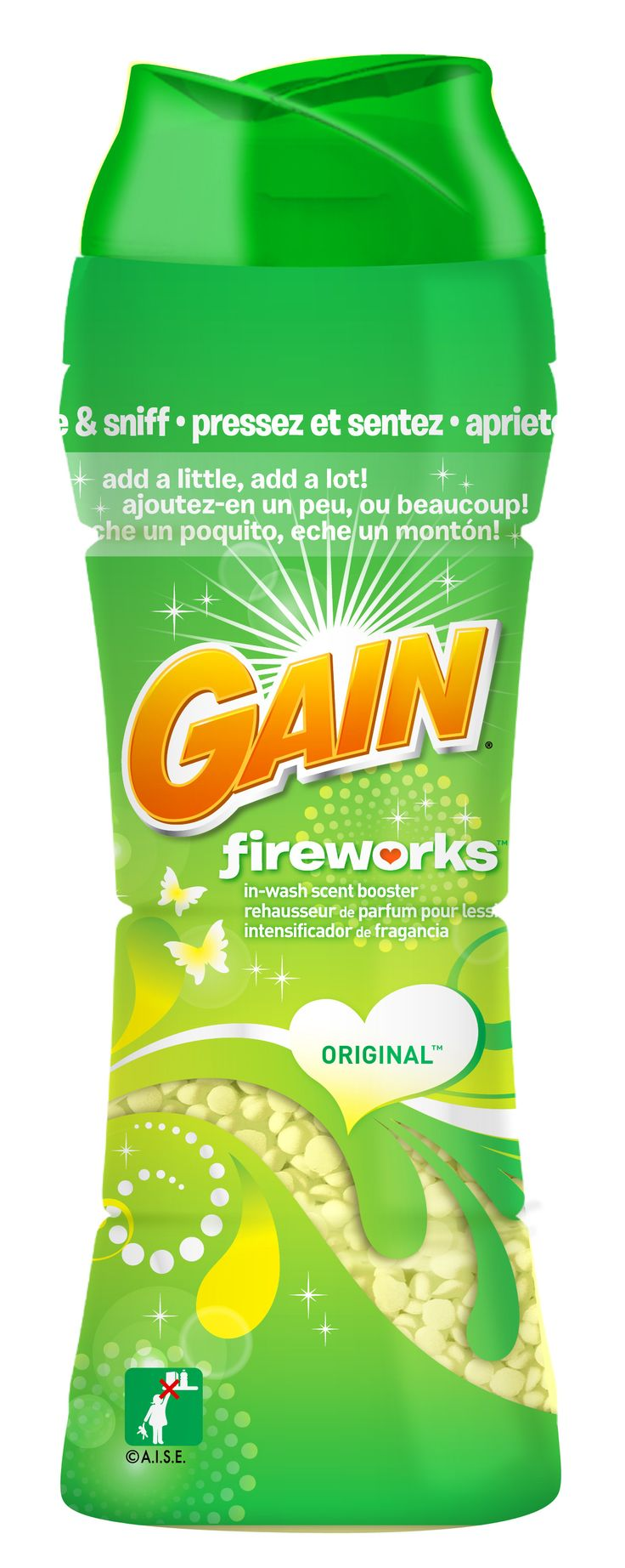 Gain Fireworks Review and Giveaway