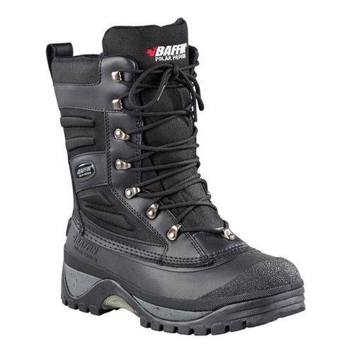 Baffin Crossfire Men's Winter Boots - Black