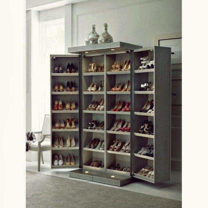 30 Fabelhafte Diy Schuhregal Design Ideen Fur Ihre Schuhkollektion In 2020 Aufbewahrung Schrank Schrank Schuhablage Zuhause Diy