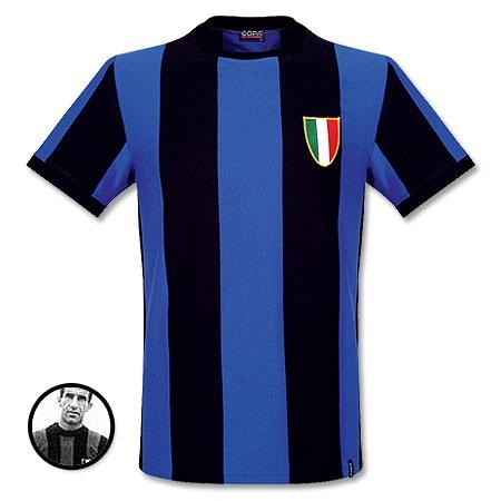 Inter Milan Retro 1960 Long-sleeved Shirt