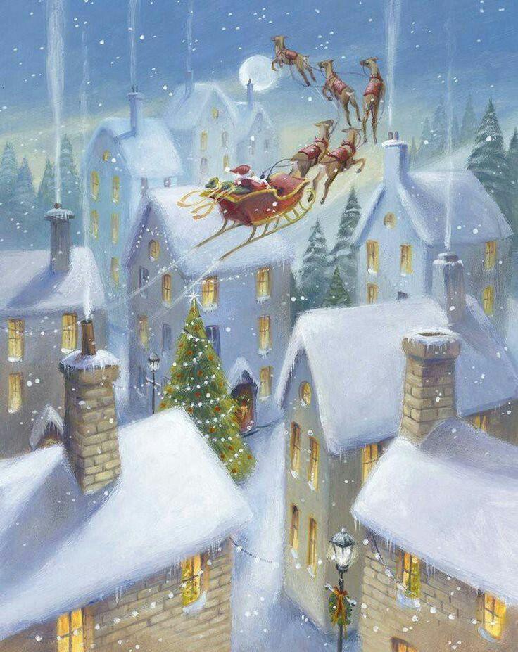 месту рождественская круговерть картинки обустроить свой