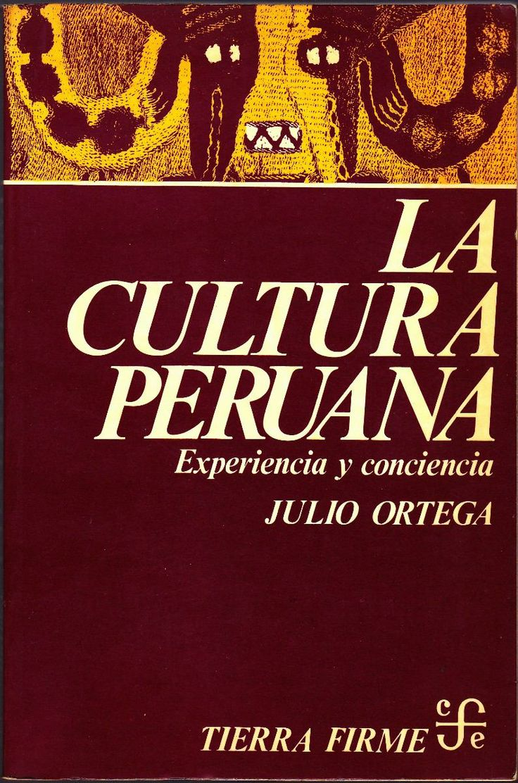 La Cultura Peruana / Julio Ortega - S/. 35,00 en MercadoLibre
