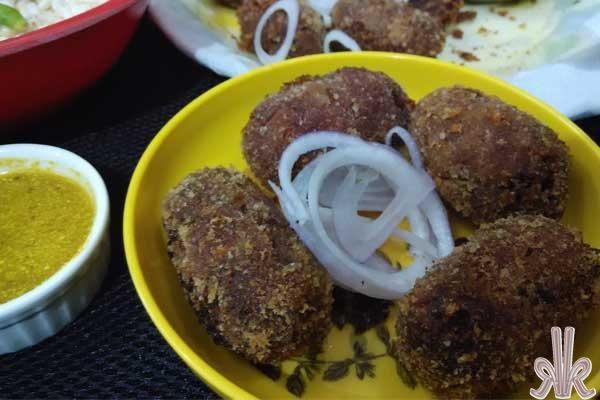 Vegetable Chop - Bengali Style