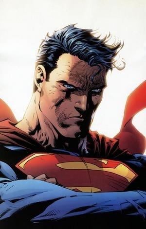 Superman vs. Incredible Hulk Superhero Battle