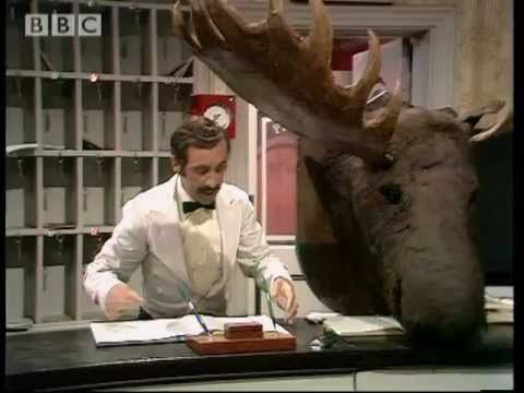 ▶ Fawlty Towers: Manuel's English - Comedy Greats - BBC - YouTube