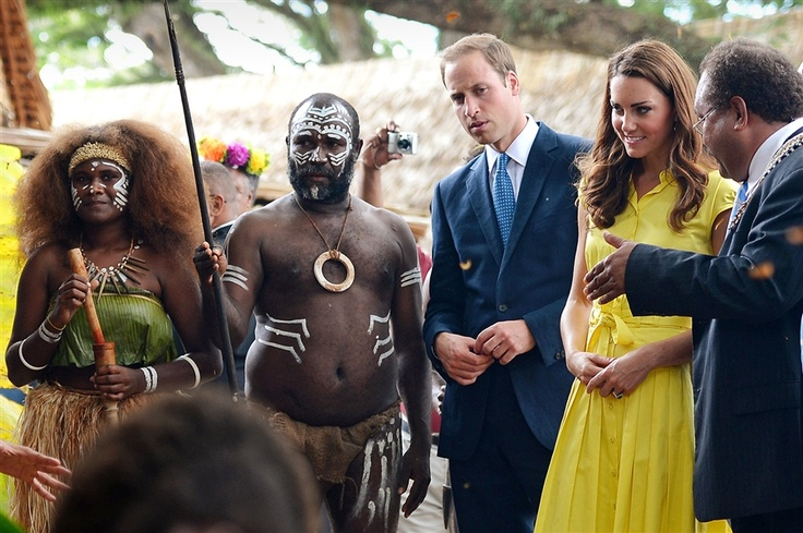 A French court will decide Tuesday whether to issue an injunction to prevent further printing of topless photos on Prince William's wife Kate. The photos have created a furor during the couple's nine-day tour of Southeast Asia and the South Pacific on behalf of Queen Elizabeth II to commemorate her Diamond Jubilee. (NBC News; photo: William West / Pool via AFP - Getty Images)