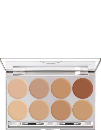 Ultra Foundation Palette 8 Farben | Kryolan - Professional Make-up