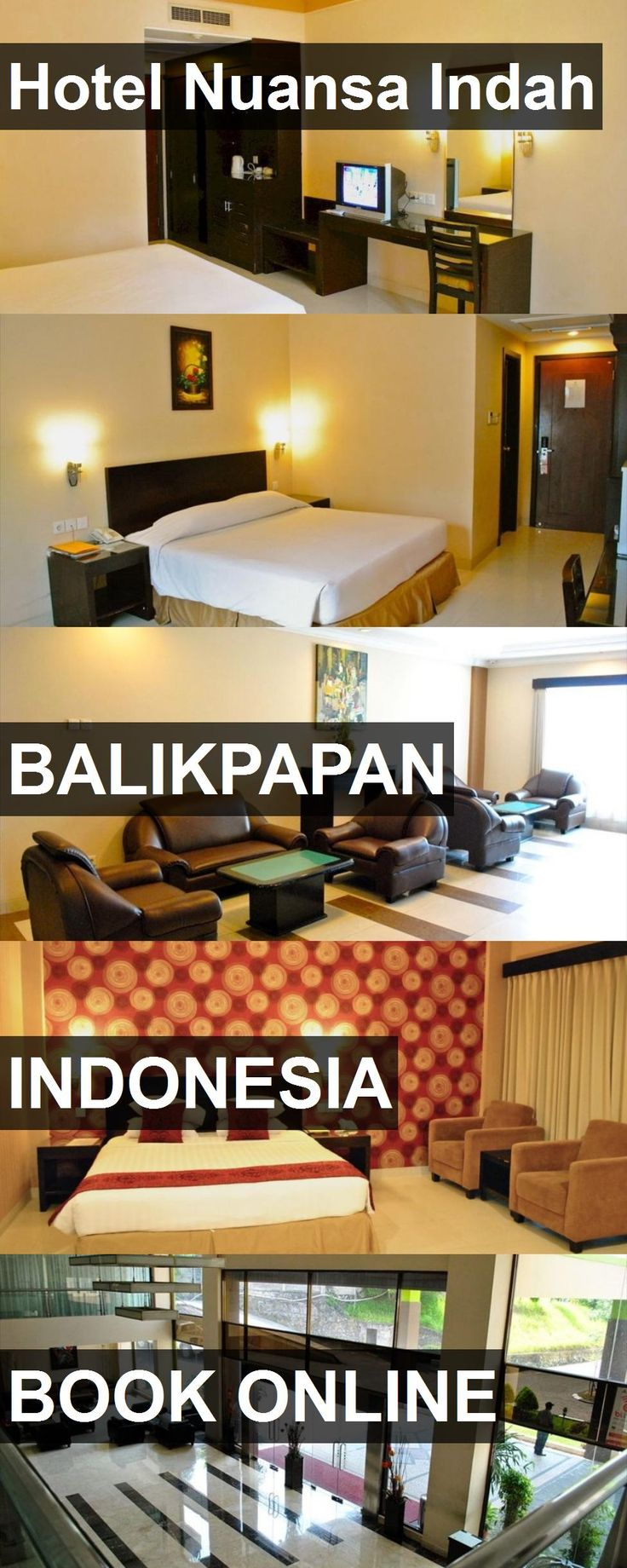 Hotel Hotel Nuansa Indah in Balikpapan, Indonesia. For more information, photos, reviews and best prices please follow the link. #Indonesia #Balikpapan #HotelNuansaIndah #hotel #travel #vacation