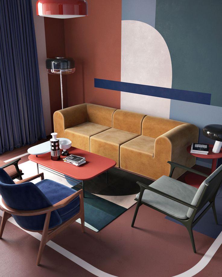 Atelier Urody Daria Bąk Home: Furniture Design, Home