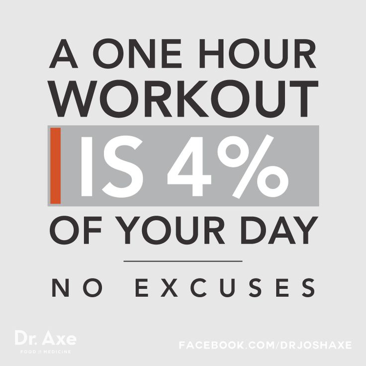 Stay motivated and get that workout in!