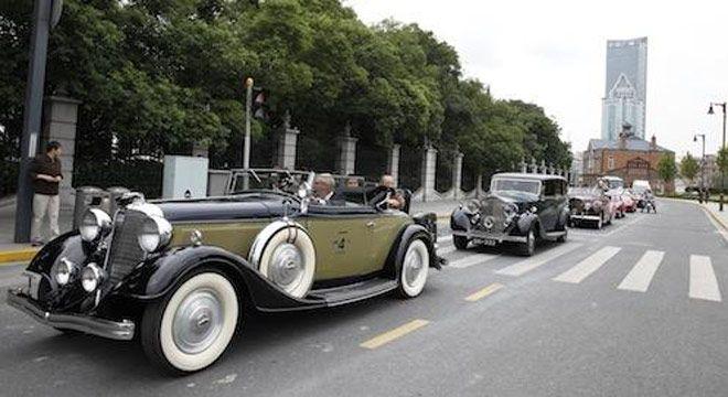 Pagelaran Mobil Klasik Di Cina Sodorkan Puluhan Mobil Klasik Eksotis #BosMobil #classic