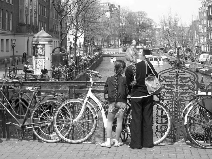 #Amsterdam #Holland #Holandia Magda Fijołek pracownik działu Marketingu