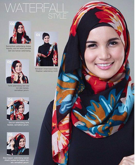 Tutorial Hijab Elzatta