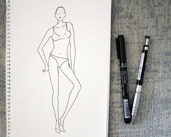 Free Online Fashion Design Courses Fashion Figure Drawing Fashion Design Classes Fashion Design