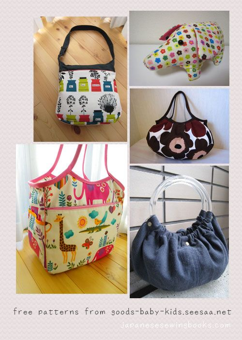 705 best totes, purses and bags images on Pinterest | Sew bags ...