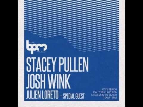 Stacey Pullen - BPM Festival 2013 - Kool Beach - YouTube