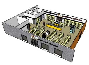 Store Layout Dream Retail Pinterest