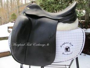 Used High End Dressage Saddles for Sale