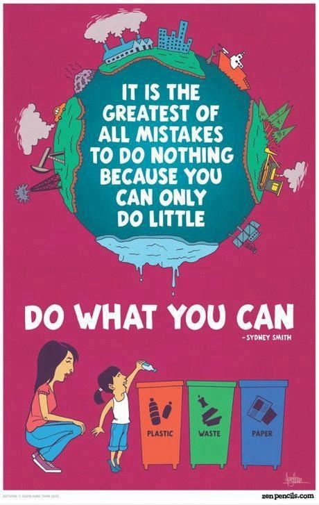 Save our earth! #recycle #reduce #reuse   Green Living ...