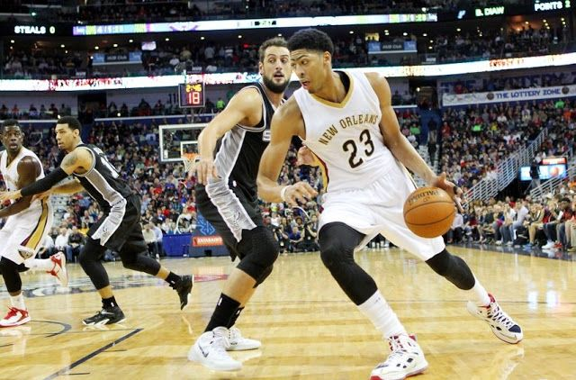 New Orleans Pelicans vs San Antonio Spurs live stream NBA online   New Orleans Pelicans vs San Antonio Spurs live stream NBA online 3-3-2016  While covering a back-to-back situation can find a 11-point home favorite on Wednesday in the first match San Antonio Spurs (51-9) won a playoff spot with 97-81 rout of the Detroit Pistons.  Spurs 12-4 to 16 before going to spread in a scenario refer to the two New Orleans Pelicans (23-36) on Thursday looking to win for 17 consecutive hours in the…