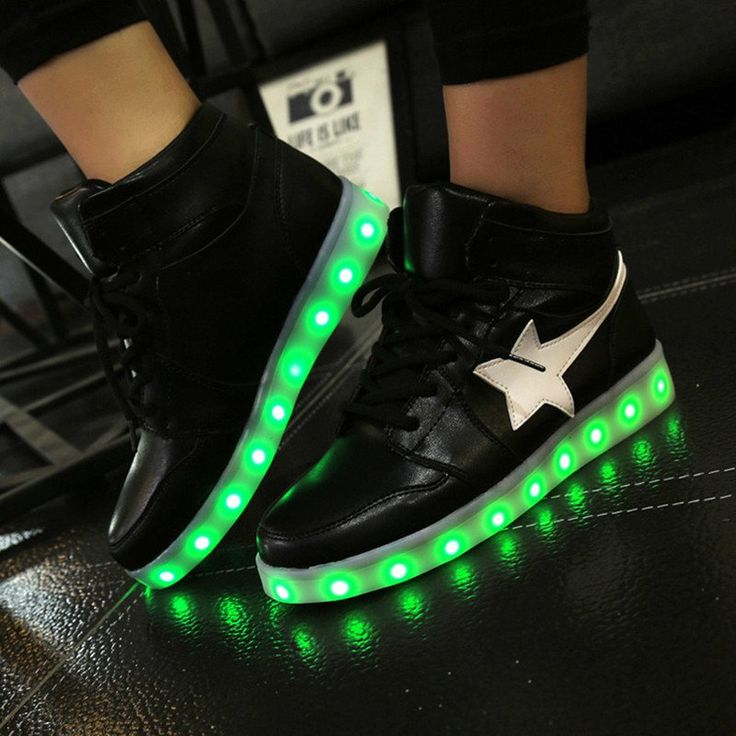 Light up shoes adults