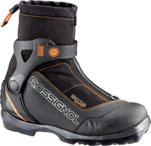 Rossignol BC X6 Cross-Country Ski Boots 2016  Glide the day away from the forest to the roads roads or in untracked glades with the comfort and firm support of the Rossignol BC X6 cross-country ski boots.