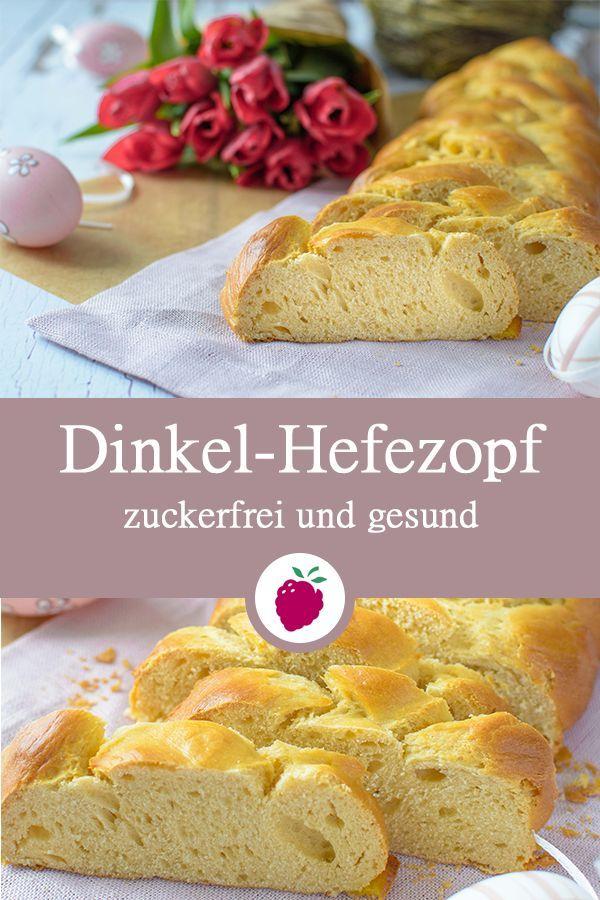 Dinkelhefe – zuckerfrei und gesund   – Zuckerfreie Rezepte