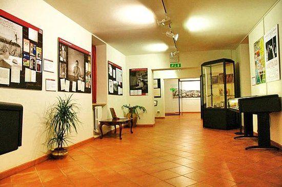 Museo Ignazio Silone, Pescina, Abruzzo