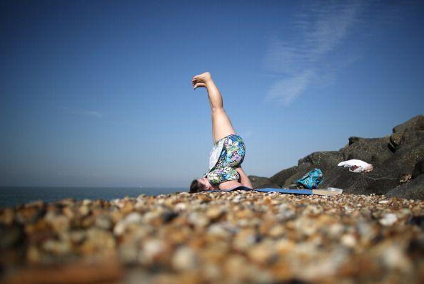 Yoga zweverig? Net niet, met yoga sta je meer bewust en gegrond in het leven…