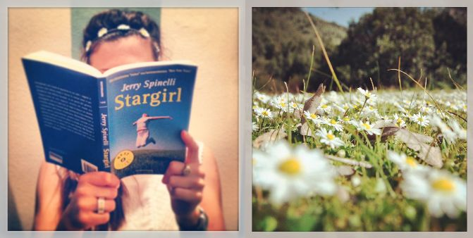 """STARGIRL (Jerry Spinelli) -  Quotes: """"When a stargirl cries, she sheds not tears but light"""" - A book that must be read."""