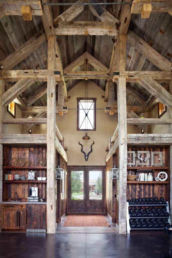 Carter Kay Interiors Sports Barn Man Cave Pinterest Montana Interiors And Sports