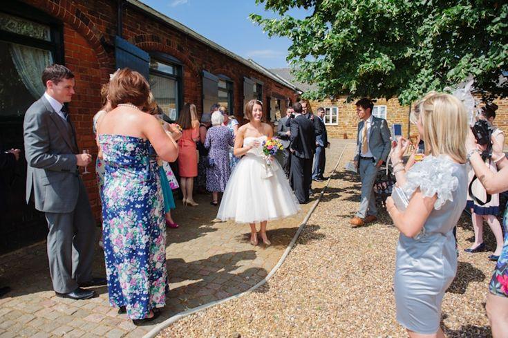 Catherine Jonathan Wedding At Brampton Grange