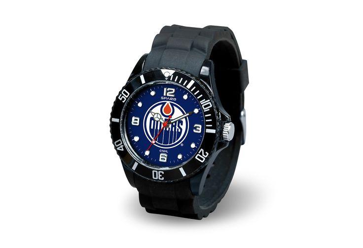 Edmonton Oilers NHL Sports Team Spirit Wrist Watch