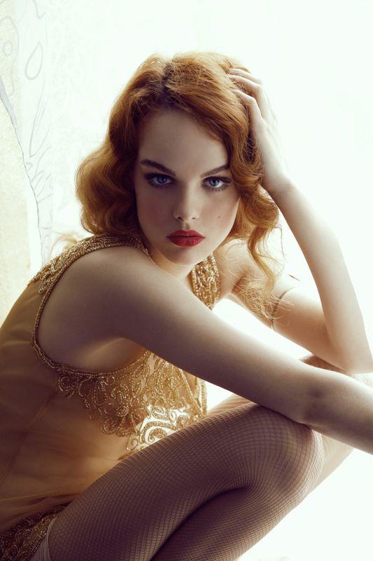 Redhead Gals Lili