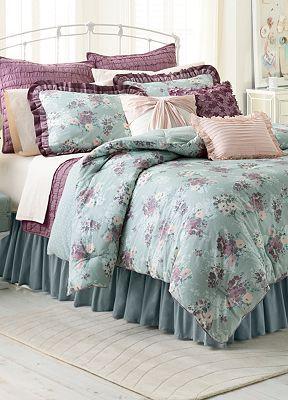LC Lauren Conrad Bouquet Bedding Coordinates