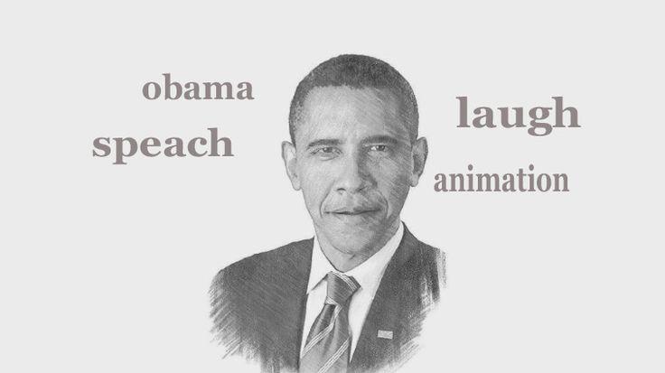 #Barack #Obama #Speach - #Animation #FinFanFun  http://fin-fan-fun.blogspot.rs/2016/02/barack-obama-speach-animation.html #Funny #Obama