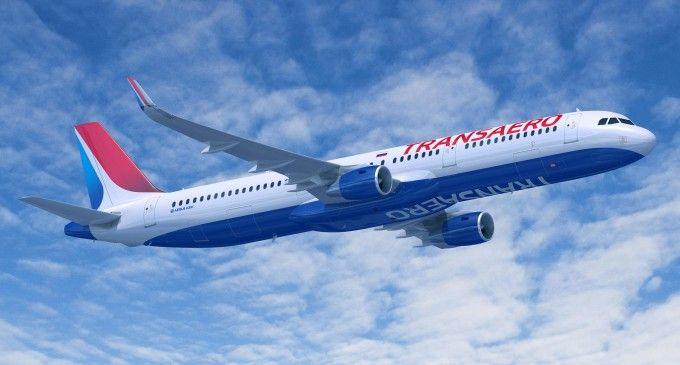 Transaero a recepţionat primul Airbus A321 din flotă