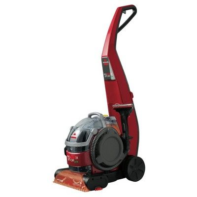Good Bissell ProHeat 2X Pet Lift Off Upright U0026 Portable Carpet Cleaner   Red  Berrends 1565T