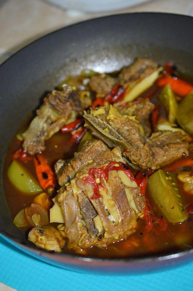 Diah Didi's Kitchen: Asem Asem Iga