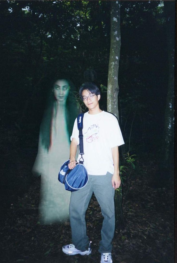 Real Images of the Paranormal | Ghosts